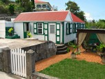 Ocean Breeze Cottage Hell's Gate Saba