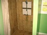 Ocean Breeze Cottage Shower Saba
