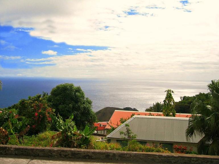 English Quarter Saba Dutch Caribbean