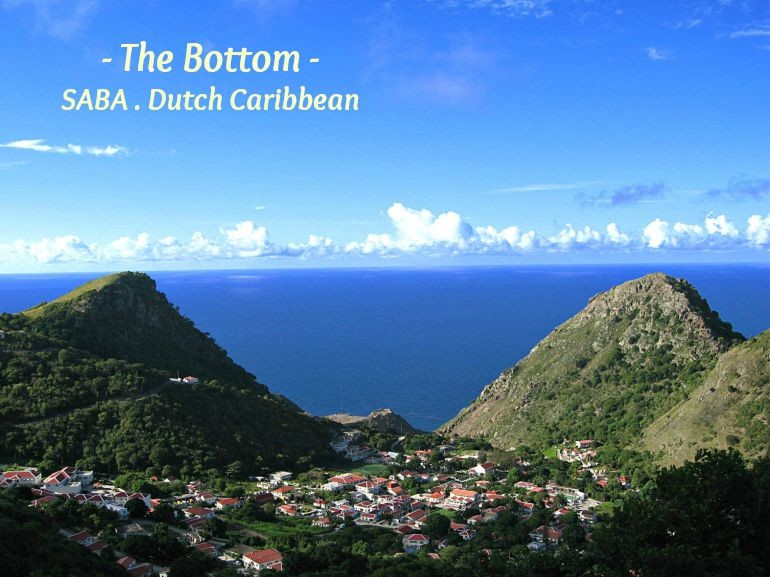 The Bottom Saba Dutch Caribbean