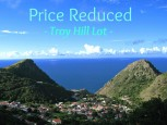 Troy Hill Lot For Sale Saba