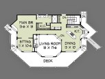 Troy Hill House Plan