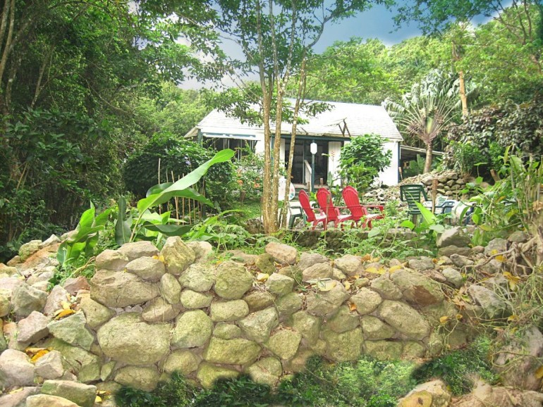 Ecolodge For Sale Saba Dutch Caribbean