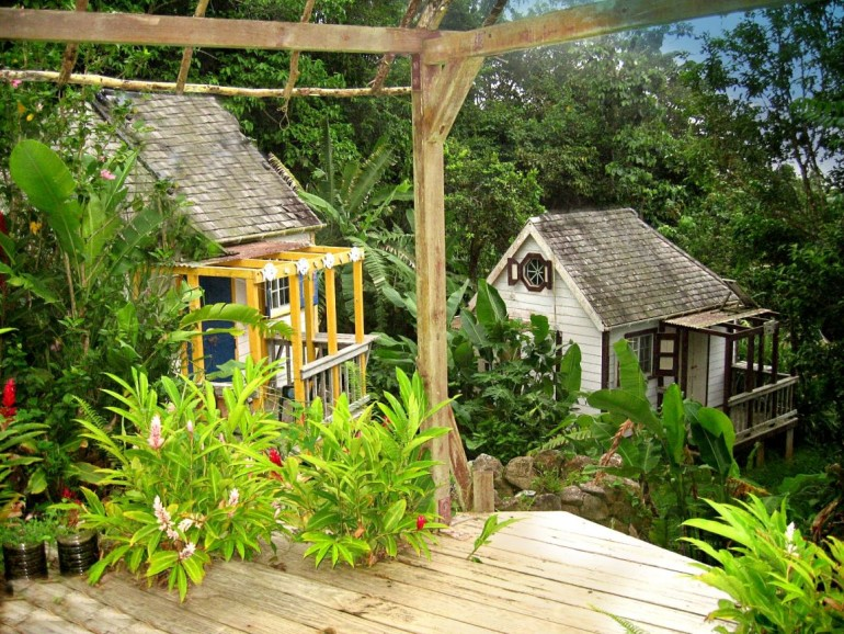 Ecolodge Cottages Saba