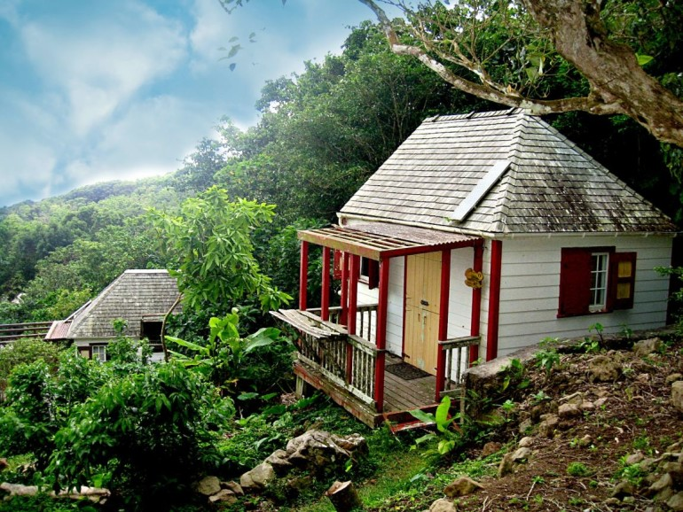 Ecolodge Saba Dutch Caribbean For Sale