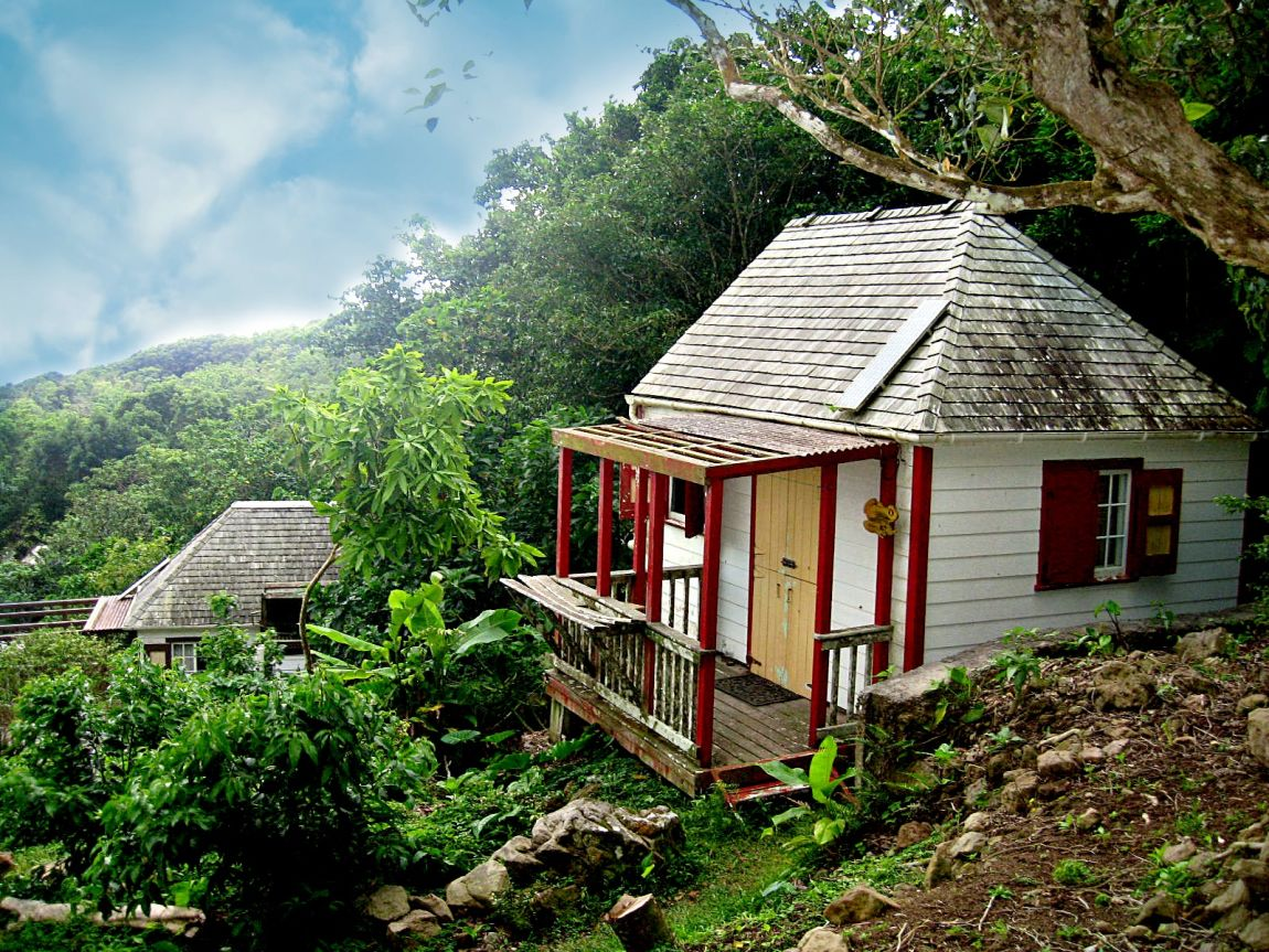 Ecolodge Sold Saba Island Properties B V