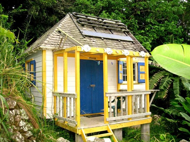 Ecolodge For Sale Saba Dutch caribbean