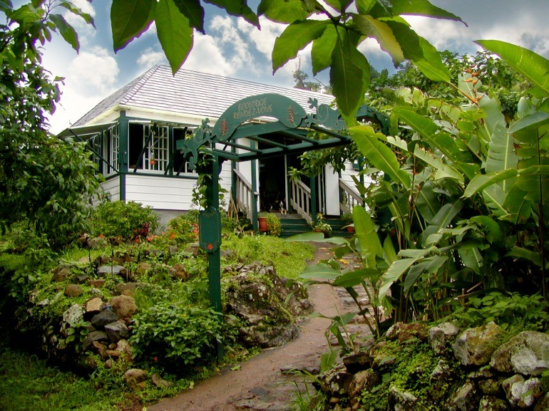 Ecolodge Saba Dutch Caribbean