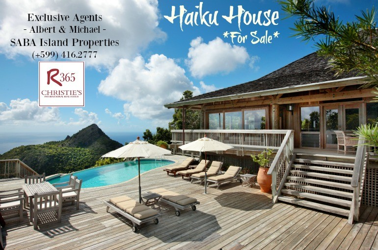Haiku House Saba Dutch Caribbean