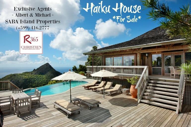 Haiku House Saba Dutch Caribbean