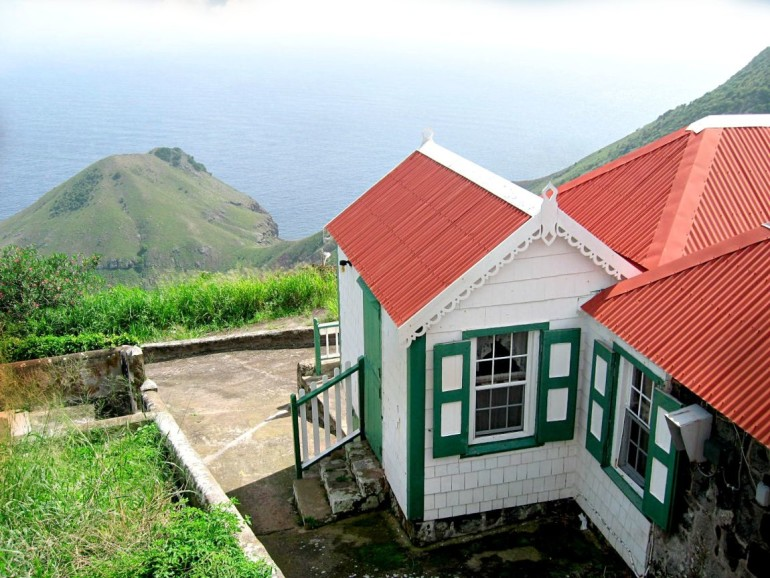 Maggie's Cottage Saba Dutch Caribbean