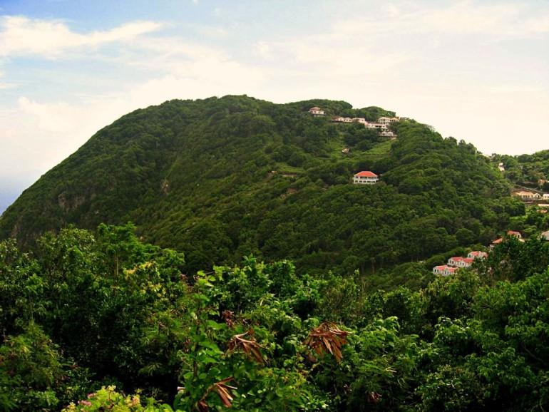 Saba Dutch Caribbean