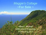 Maggie's Cottage Upper Hell's Gate Saba