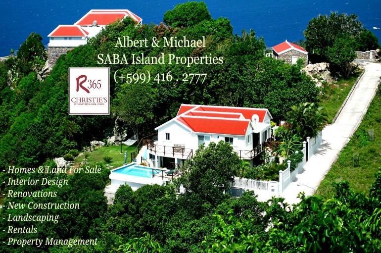 SabaIsland Properties Dutch Caribbean