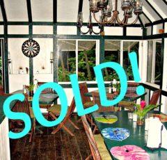 Ecolodge Sold on Saba
