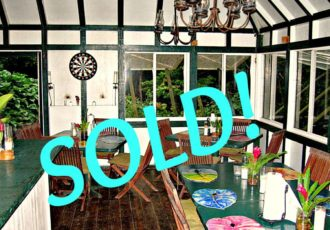 Ecolodge Sold on Saba