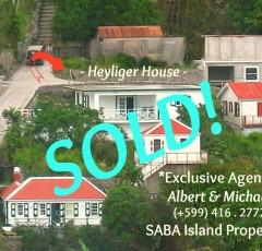 Heyliger House SOLD Albert & Michael Saba