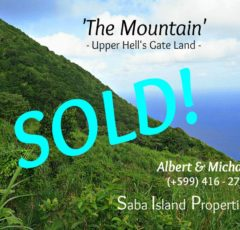 The Mountain - Upper Hell's Gate Land Sold Albert & Michael Saba Island Properties