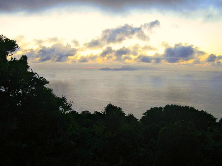 Johnny's Ground Saba Sunrise