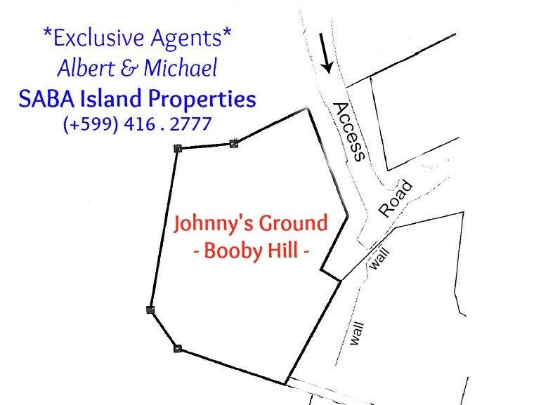 Johnny's Ground Saba Land For Sale