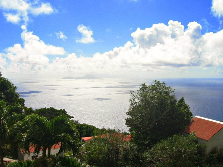 Booby Hill Saba Land For Sale