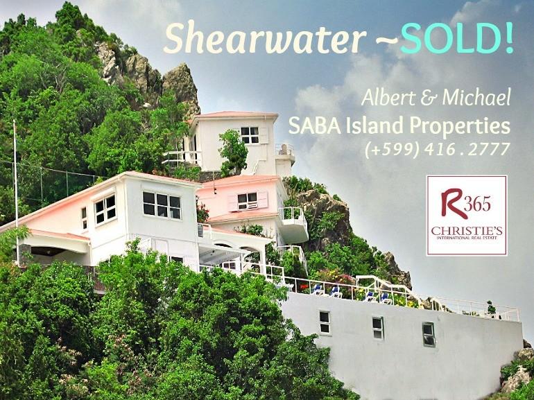 Shearwater Saba
