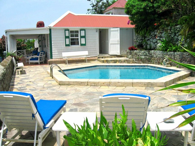 Iris House Rental Windwardside Saba