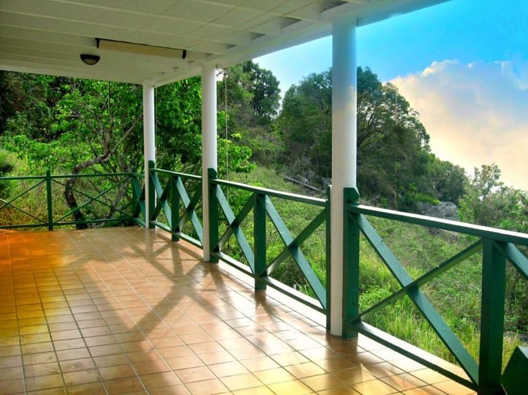 Calliopy Cottage Rental Saba