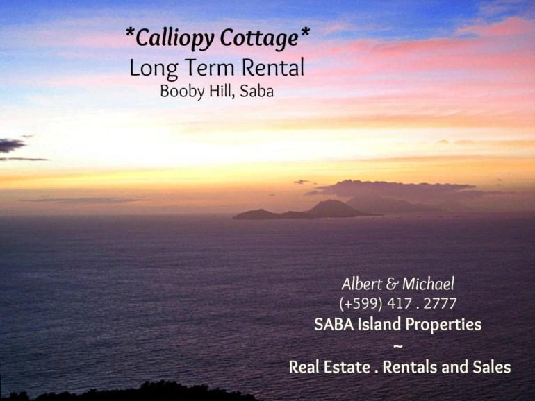 Calliopy Cottage Rental Albert & Michael