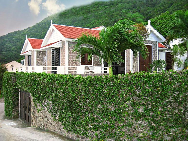 Island View Villa For Sale Saba