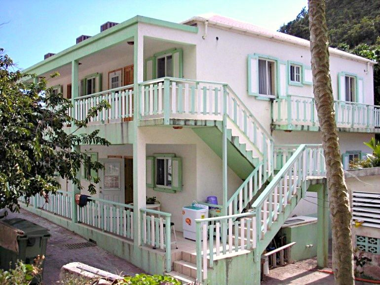 Nice Apartment Complex For Sale The Bottom Saba ...