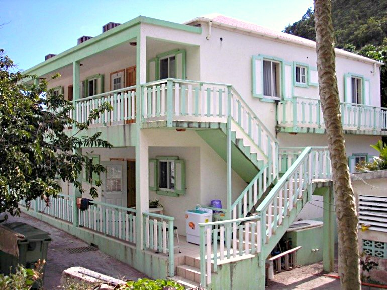 Apartment Complex For Sale The Bottom Saba ...