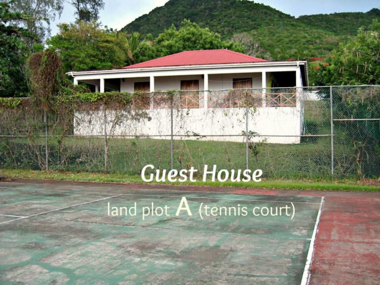 Statia Home For Sale Guest House