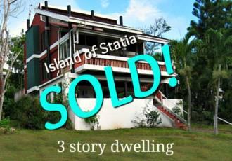 Statia Compound Sold - Albert & Michael - Saba Island Properties 416 2777