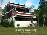Statia 3 Story Dwelling For Sale