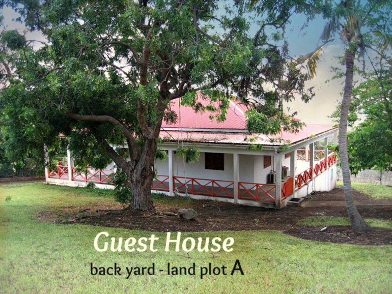 Statia Guest House For Sale