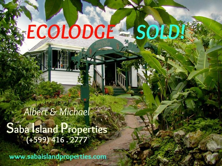 Ecolodge Sold by Albert & Michael