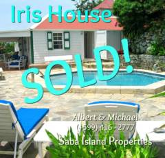 Iris House - Sold - Albert & Michael Saba Island Properties