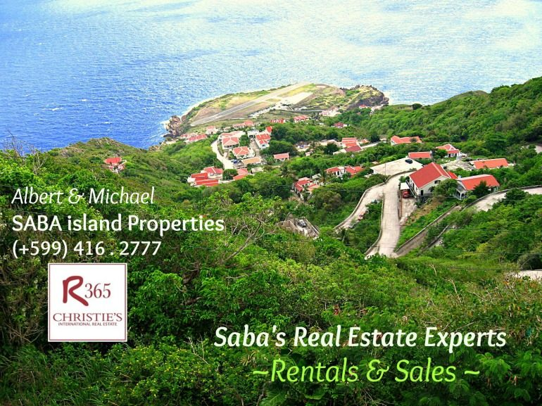 Why do people choose Albert & Michael - Saba Island Properties?