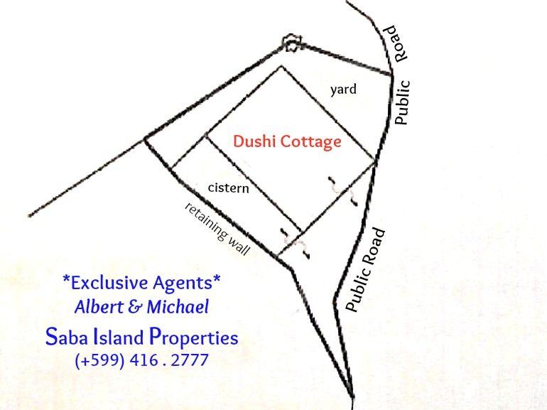 Dushi Cottage Saba For Sale