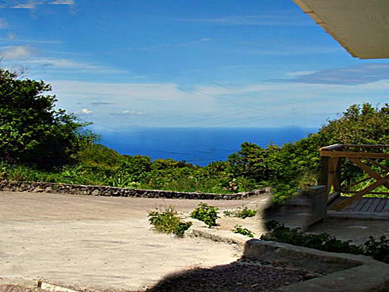 Mount Scenery Road Saba