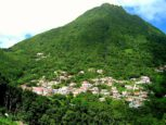 Mount Scenery Saba Dutch Caribbeaan