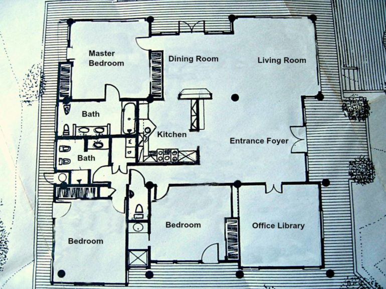Haiku House Floor Plan Saba