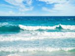 Island of Statia Waves