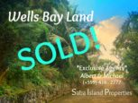 Wells Bay Land Sold - Albert & MIchael - Saba Island Properties 416 - 2777