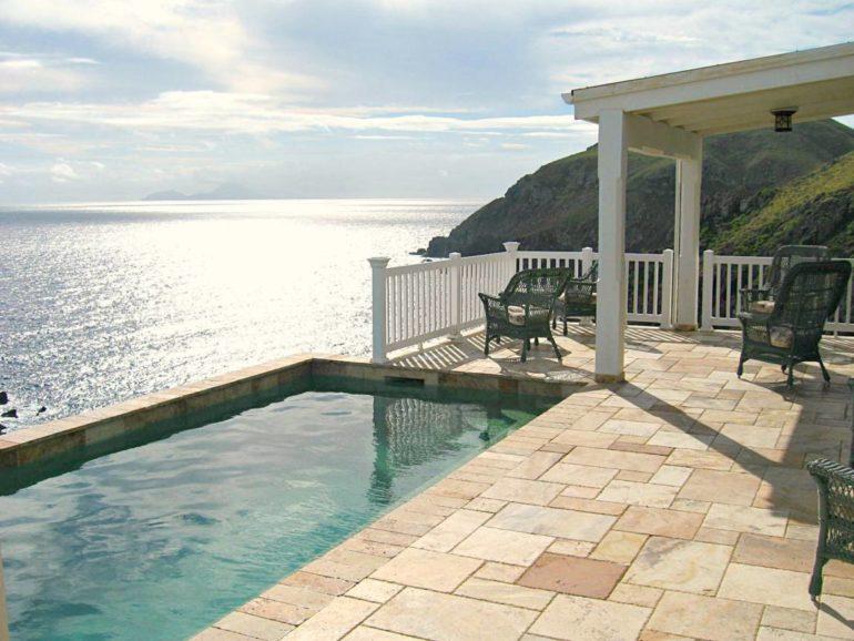 Windsong Villa For Sale Albert & Michael 599 416 2777 Saba Island Properties