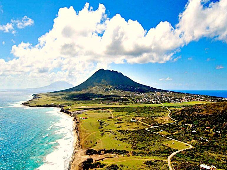 Statia Land For Sale Zeelandia Beach - Albert & Michael Saba Island Properties