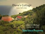 Diana's Cottage Lower Hell's gate For Sale Albert & Michael Saba Island Properties
