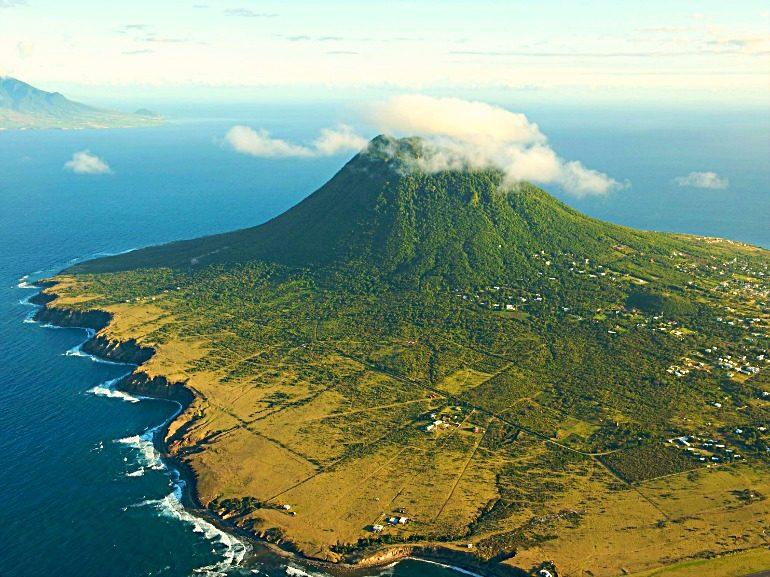 Statia Land For Sale Michael & Albert - Saba Island Properties