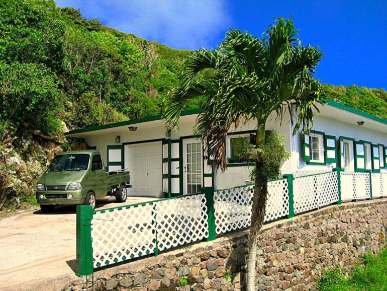 Lower Hell's Gate Home For Sale - Albert & Michael - Saba Island Properties